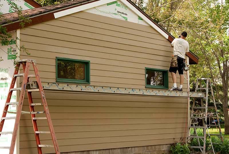Premium Siding Installer Plymouth Michigan