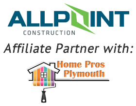 All Point Construction Affiliate Partner with Home Pros Plymouth