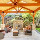 Patio-Porch Overhang Construction Michigan